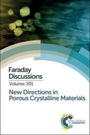 New Directions in Porous Crystalline Materials image