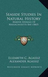 Seaside Studies in Natural History: Marine Animals of Massachusetts Bay (1865) by Elizabeth C Agassiz