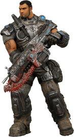 Gears of War Series 2 Action Figure - Dominic Santiago
