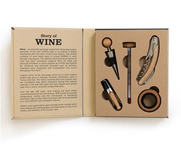 Wine Serving Set