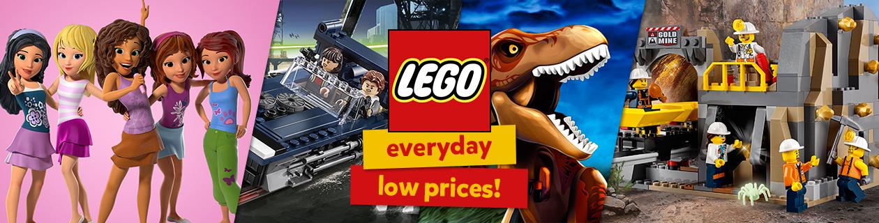 LEGO everyday low prices