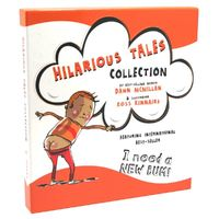 Hilarious Tales 6 Book Box Set by Dawn McMillan