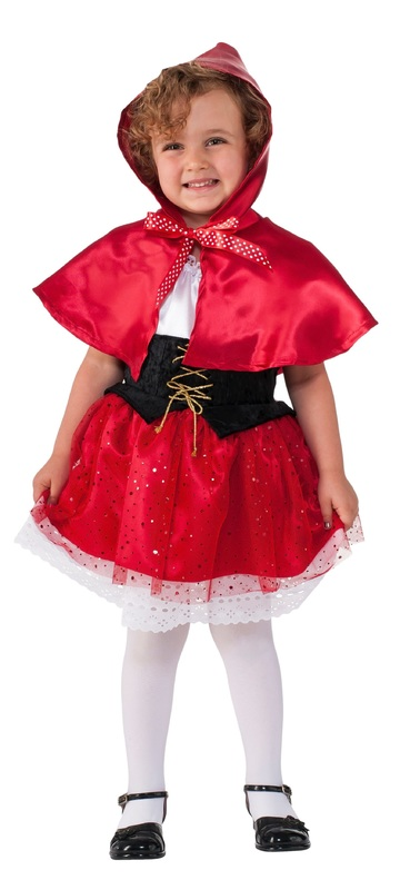 Rubie's: Lil' Red Riding Hood - Children's Costume (Small)