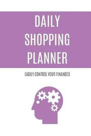 Daily Shopping Planner by Best Notebooks image