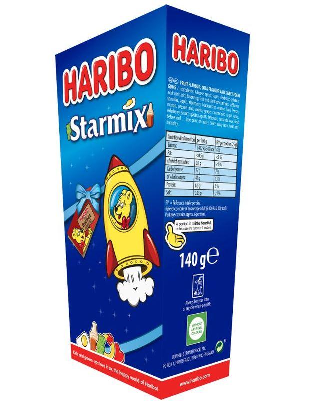 Haribo Starmix Mini Gift Box (140g)