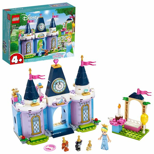 LEGO Disney: Cinderella's Castle Celebration - (43178)