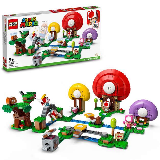 LEGO Super Mario: Toad's Treasure Hunt - Expansion Set (71368)
