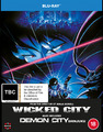 Wicked City / Demon City Shinjuku Double Feature (Limited Edition) on Blu-ray