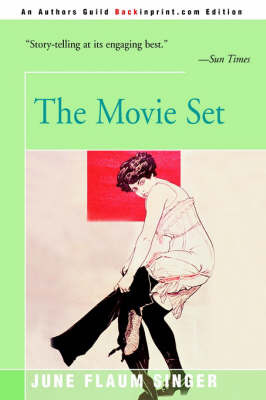 The Movie Set by June Singer image