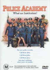 Police Academy on DVD