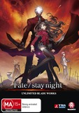 Fate/stay Night: Unlimited Blade Works on DVD