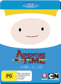 Adventure Time - The Complete First Season on Blu-ray