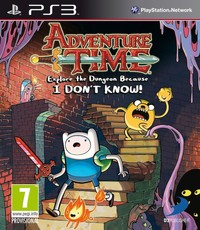 Adventure Time: Explore the Dungeon Because I Don't Know for PS3