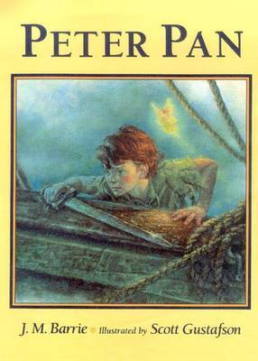 Barrie J.M. : Peter Pan(Us) by Barrie Gustatson