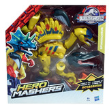 Jurassic World - Hero Mashers Deluxe Figure - Spinosaurus