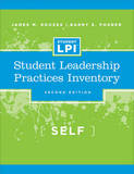 The Student Leadership Practices Inventory (LPI) by James M Kouzes