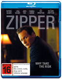 Zipper on Blu-ray