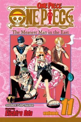 One Piece, Vol. 11 by Eiichiro Oda