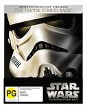 Star Wars Episode V: The Empire Strikes Back on Blu-ray