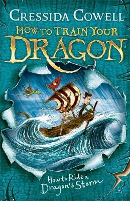 How to Ride a Dragon's Storm: Book 7 by Cressida Cowell image