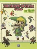 The Legend of Zelda Series for Piano: Piano Solos by Alfred Publishing