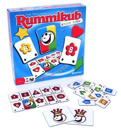 Rummikub: Start Right