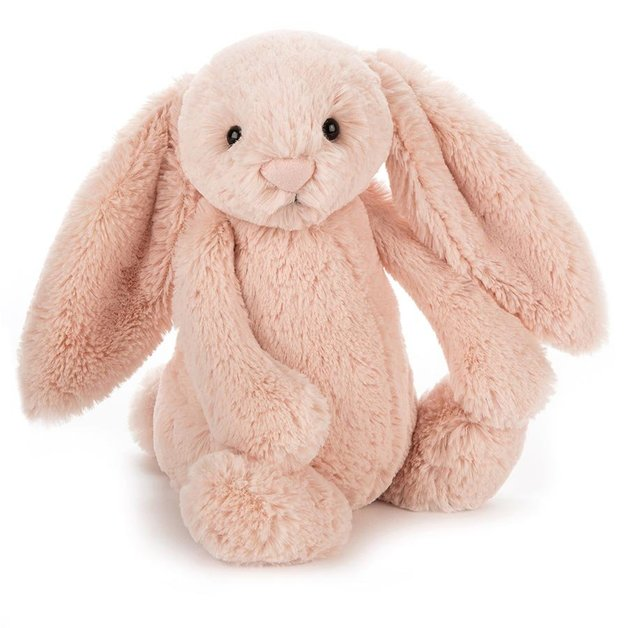 Jellycat: Bashful Blush Bunny - Medium Plush