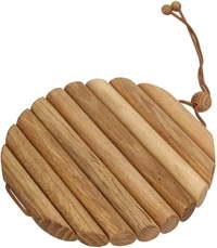 Sagaform - Oval Oak Trivet