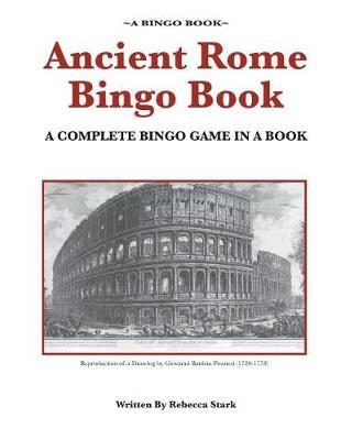 Ancient Rome Bingo Book by Rebecca Stark image