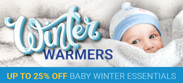 Baby Winter Warmers Sale