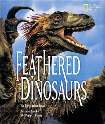 Feathered Dinosaurs by Christopher Sloan image