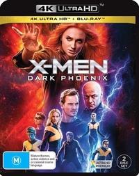 X-Men: Dark Phoenix on UHD Blu-ray