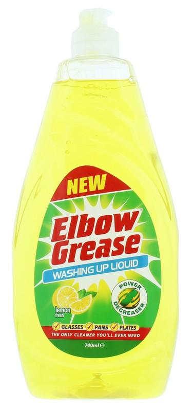 Elbow Grease: Washing Up Liquid (740ml)