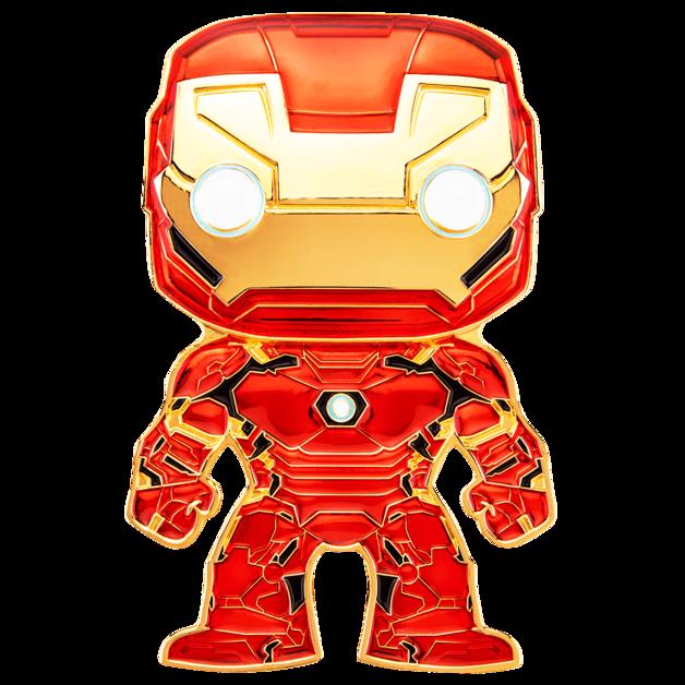 "Marvel: Iron Man - 4"" Pop! Pin"