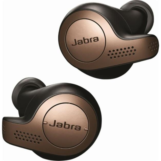 Jabra Elite 65t True Wireless In Ear Headphones - Copper Black