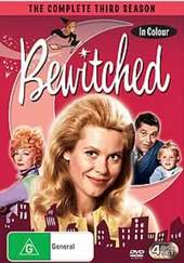 Bewitched - Complete Season 3 (4 Disc Set) on DVD