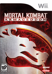 Mortal Kombat Armageddon for Nintendo Wii