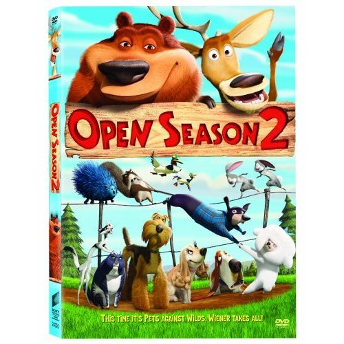 Open Season 2 on DVD