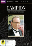 Campion - The Complete First Series on DVD