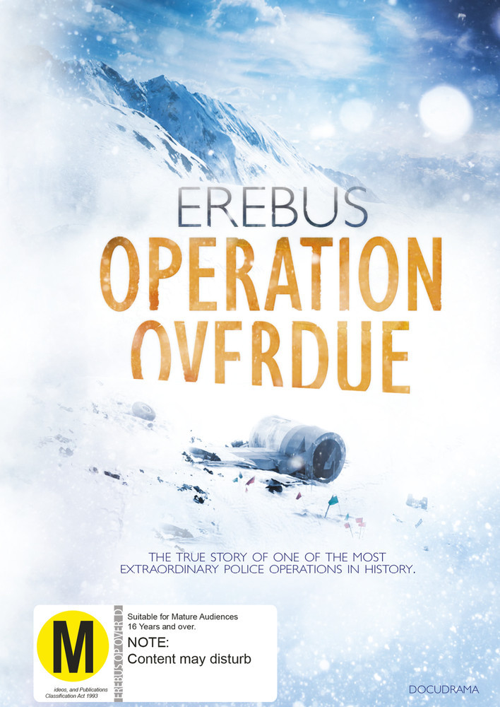 Erebus: Operation Overdue on DVD image