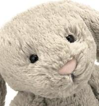 Jellycat: Bashful Bunny - Beige (Medium)