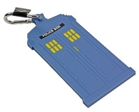 Doctor Who - Vintage Police Call Box Luggage Tag