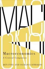 Macroeconomics by Ben Fine