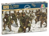 Italeri: 1:72 U.S.Infantry (Winter Unif.) - Model Kit