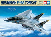 Tamiya Grumman F-14A Tomcat 1:48 scale Model Kit