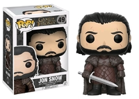 Game of Thrones (S8) - Jon Snow Pop! Vinyl Figure
