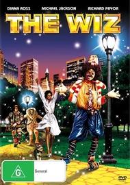 The Wiz on DVD