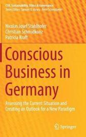 Conscious Business in Germany by Nicolas Josef Stahlhofer