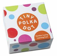 Tiny Polka Dot - Number Loving Card Game