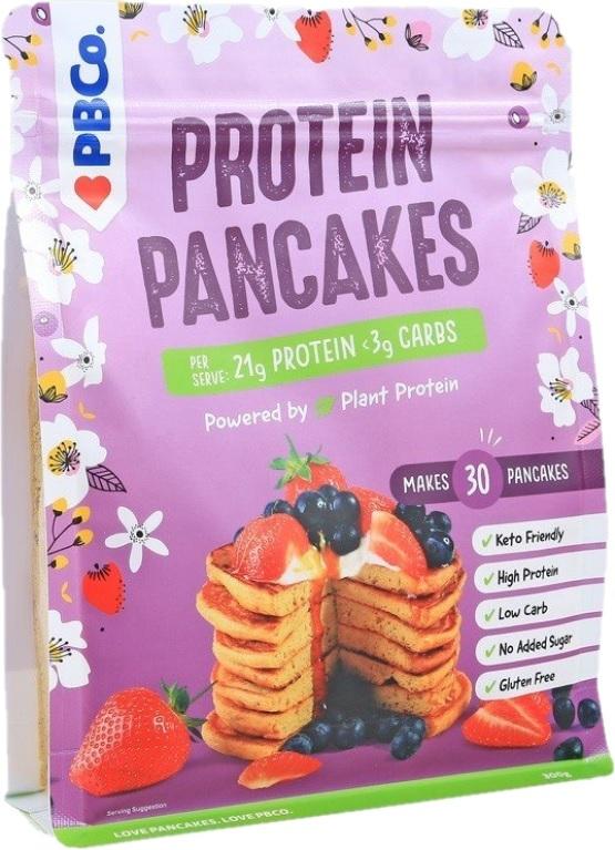 PBCo. Plant Based Protein Pancake Mix 300g